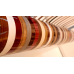 Кромка ПВХ KMG 22 x 2 мм (17.07 Орех Экко)