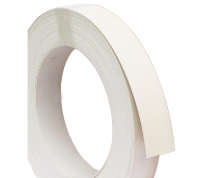 Кромка ПВХ KMG 22 x 2 мм (501.03 Білий гладкий)