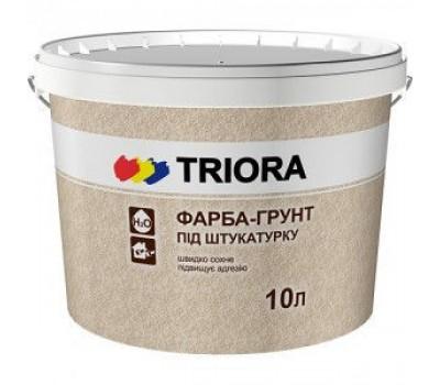 Фарба-грунтовка Triora (10 л)