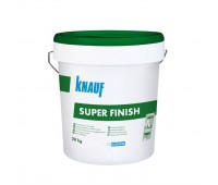Шпаклівка Knauf Sheetrock Super Finish 28 кг