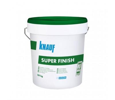 Шпаклівка Knauf Super Finish 28 кг