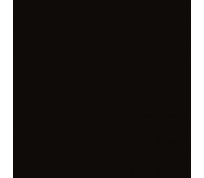 Плита ДСП ламинированная Kronospan 2800 x 2070 x 18 мм (0190 Черный PE)