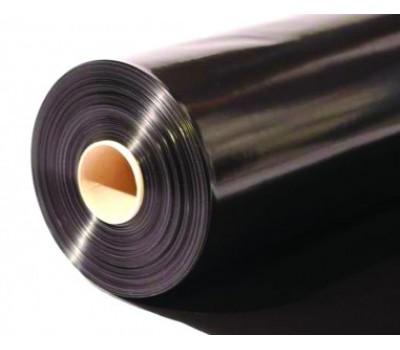 Пленка строительная 1,5 x 50 м черная (150 мкм)