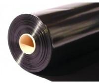 Пленка строительная 1,5 x 50 м черная (200 мкм)
