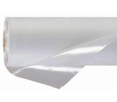 Пленка полиэтиленовая 1,5 x 100 м прозрачная (100 мкм)
