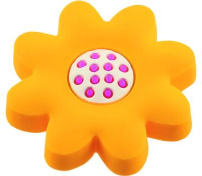 Ручка-кнопка мебельная Minge albastra 30 x 44 x 44 (Оранжевый)