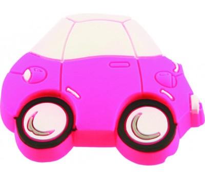 Ручка-кнопка мебельная Masina roz 23 x 46 (Розовый)