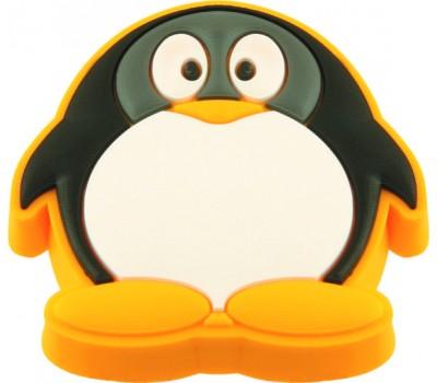 Ручка-кнопка мебельная Pinguin 21 x 42 x 40 (Оранжевый)