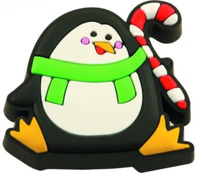 Ручка-кнопка мебельная Pinguin-2 22 x 41 x 38 (Чорный)