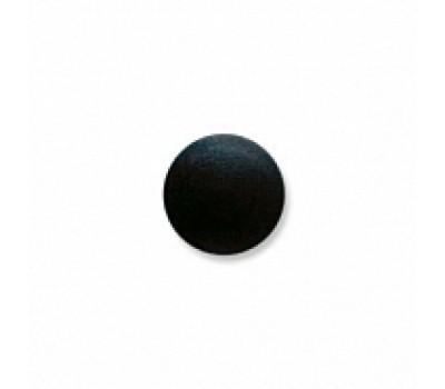 Шляпка для гвоздя (черная)