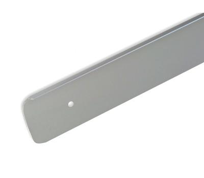 Торцевая планка алюминиевая 40 мм (2 шт./уп)