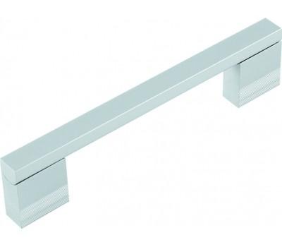 Ручка мебельная AA323 128 мм (Алюминий)