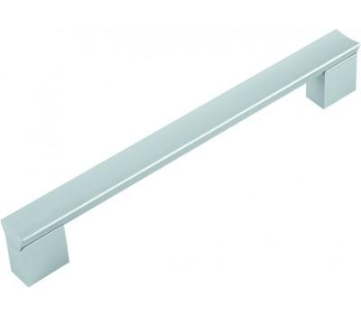 Ручка мебельная AA627 224 мм (Алюминий)