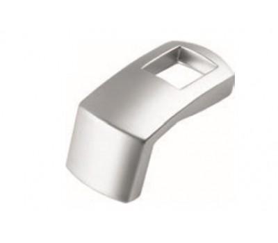 Ручка-кнопка LBH006  46 мм (Хром)