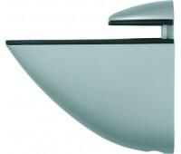 Полкодержатель-пелікан аллюмінієвий Середній 76 мм