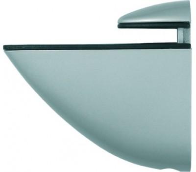 Полкодержатель-пеликан алюминий Большой 115 мм