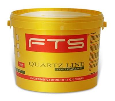 Грунтовка акрилова FTS Quartz Line (10 л)