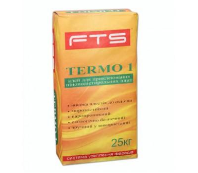 Клей для пенополистирола FTS Termo 1 25 кг