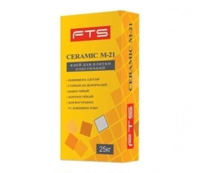 Клей для плитки FTS Ceramic-21 25 кг