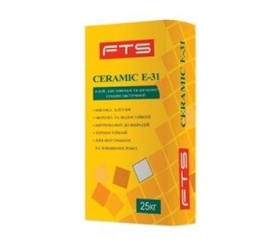 Клей для плитки FTS Ceramic-31 25 кг