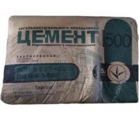 Цемент ТоргБуд М-500 ПЦ II З (25 кг)