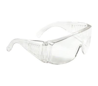 Очки защитные открытого типа Сибртех (прозрачные)