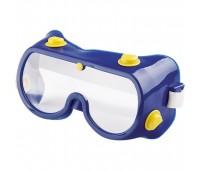 Окуляри захисні Сібртех закритого типу з непрямою вентиляцією