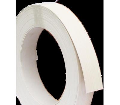 Кромка ПВХ KMG 22 x 0.6 мм (501.02 білий текстура)