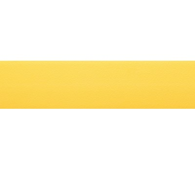 Кромка ПВХ KMG 22 x 2 мм (509.01 Желтый)