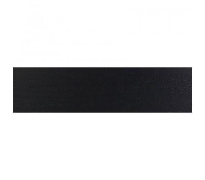 Кромка ПВХ KMG 22 x 0.6 мм (502.02 Чорний текстура)