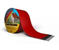 Стрічка-герметик Техноніколь Nicoband 150 x 10000 мм (Червоний)