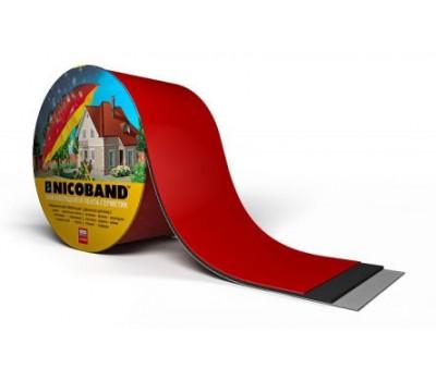 Лента-герметик Технониколь Nicoband 150 x 10000 мм (Красный)