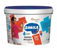 Краска Smile SF-12 фасадная 14 кг