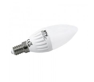 Лампа LED GTV 8 Вт (E14)