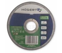 Диск відрізний Hogert для бетону HT6D622 1.6 x 125 мм