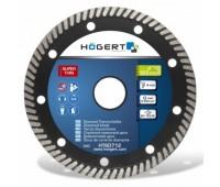 Диск алмазный Hogert SUPER THIN HT6D712 125 x 1.4 x 22.2 мм