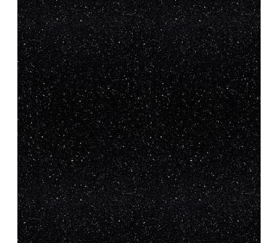 Столешница Kronospan K218 GG Андромеда черная 4100x600x38 мм