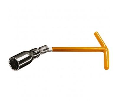 Ключ свечной Sparta с шарниром 21 мм