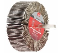 Круг лепестковый Matrix для дрели 80 х 30 х 6 мм (P 40)