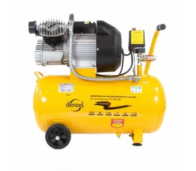Компрессор пневматический Denzel 2,2 кВт, 50 л (350 л/мин)