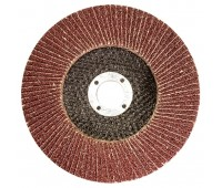 Круг лепестковый Matrix торцевой 115 х 22,2 мм (P 100)
