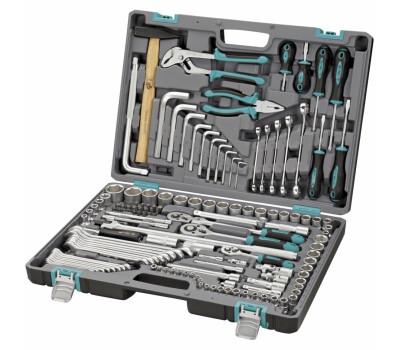 Набір інструментів Stels в пластиковому кейсі (142 предметів)