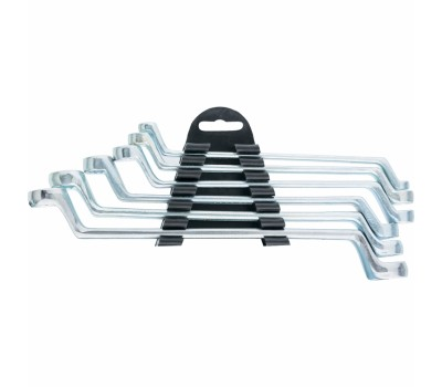 Набір ключів комбінованих Sparta хромовані 6 - 17 мм (6 шт)