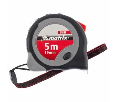 Рулетка Matrix Continuous fixation 5 м (19 мм)