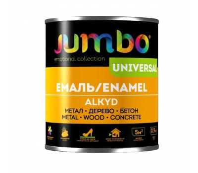 Эмаль Jumbo Universal черный 2.6 кг