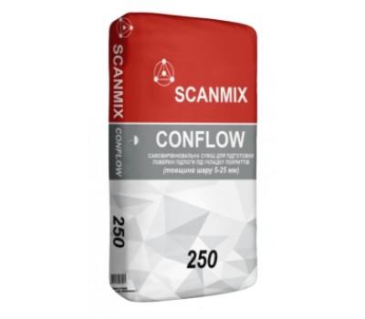 Смесь самовыравнивающаяся Scanmix Conflow 250 25 кг