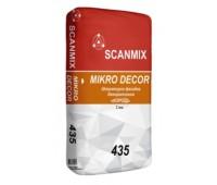 Штукатурка декоративная Scanmix 435