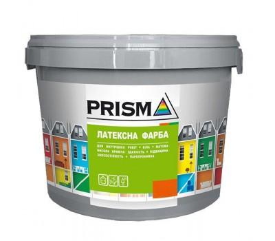 Краска Prisma латексная белый 14 кг