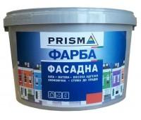 Краска Prisma фасадная белый 2.5 кг