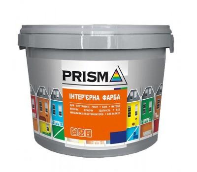 Краска Prisma интерьерная белый 7 кг